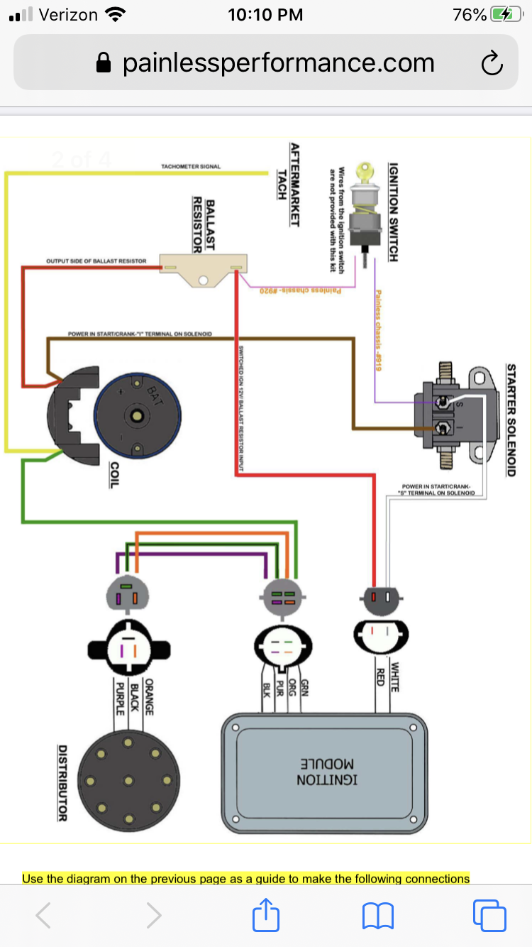 1976 f250 Painless wiring - Ford Truck Enthusiasts Forums