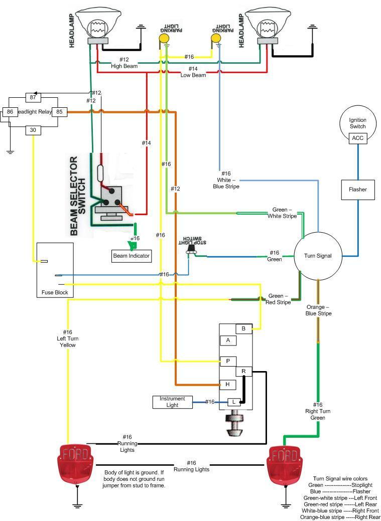 1968 ford f100 turn signal wiring diagram   wiring diagrams show activity  spaghettihauslimone.it