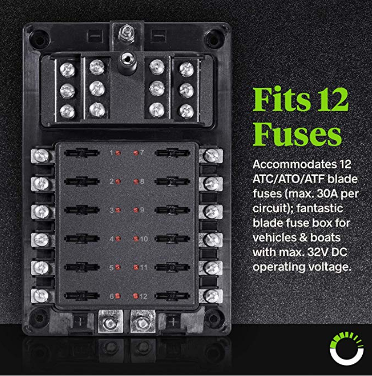 Fuse Box Wiring Diagram - Page 5