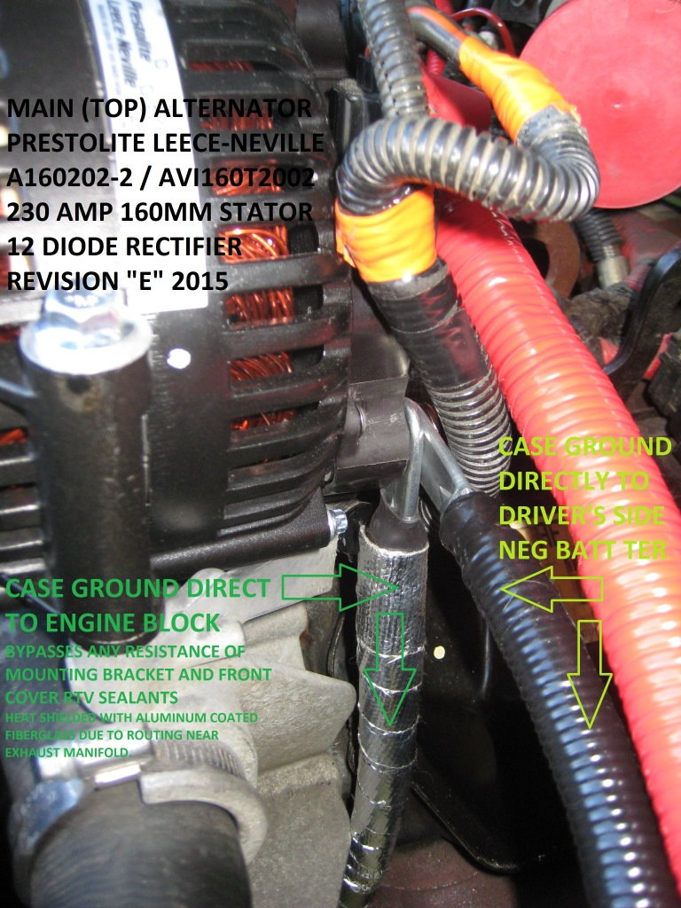 Improving Battery Cables for Battery Life - Page 7 - Ford Truck