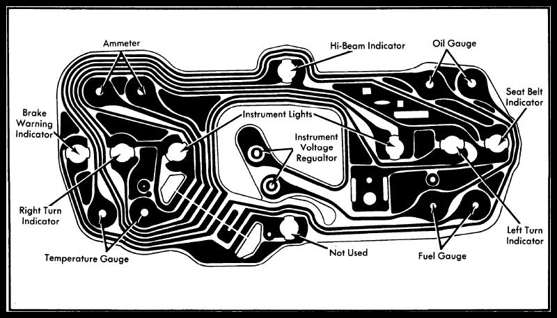 1974 F100 Underhood Wiring Diagram