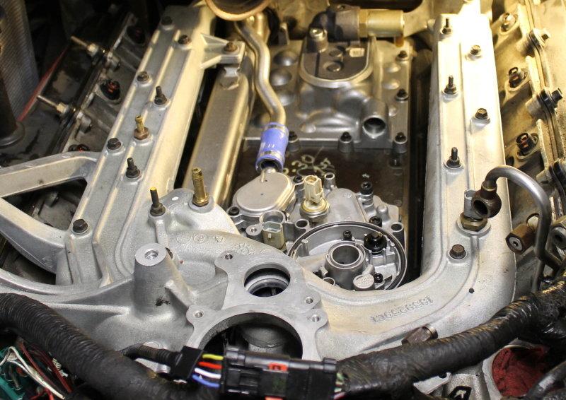 04 05 06 07 08 09 10 Ford F250 F350 6.0L intake manifold bolts set