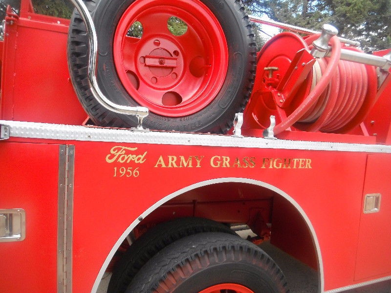 1956 Coe fire truck for sale - Ford Truck Enthusiasts Forums