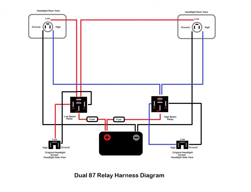 Diagram  Landcruiser 200 Headlight Upgrade And Fyrlyts Wiring Diagram Full Version Hd Quality