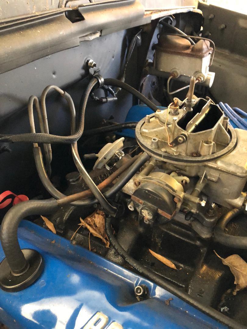 360 ford engine wiring new member 1973 f100 360 fe  egr connection question ford truck  new member 1973 f100 360 fe  egr