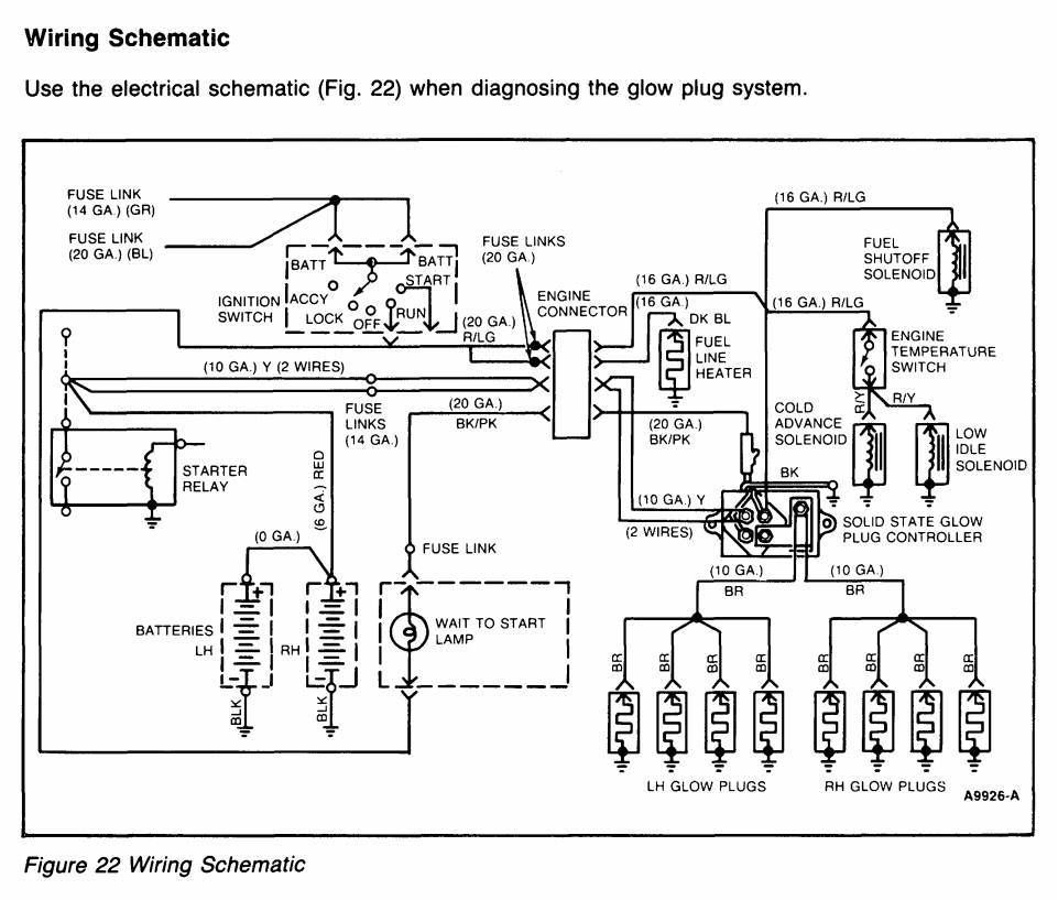 7 3 idi glow plug wiring diagram 7 3 image wiring constantly burning out 2 rear most glow plugs page 2 ford on 7 3 idi glow plug glow plug wiring diagram