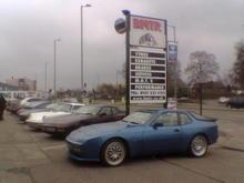 Porsche @ B.T.M.R. Visit