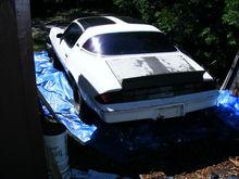 My 1980 Camaro Project