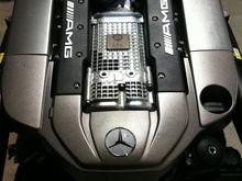 5.5L AMG Kompressor Install