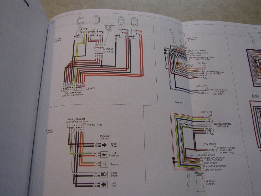 WRG-1615] Harley Davidson Road King Wiring Diagram For 2012 on
