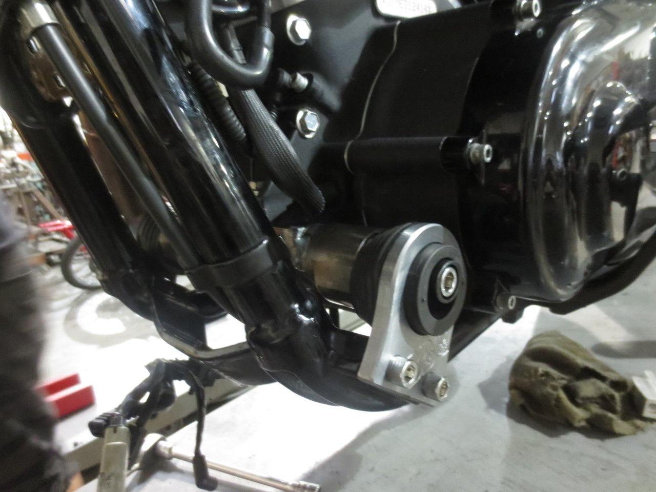 Harley Davidson Dyna Motor Mounts