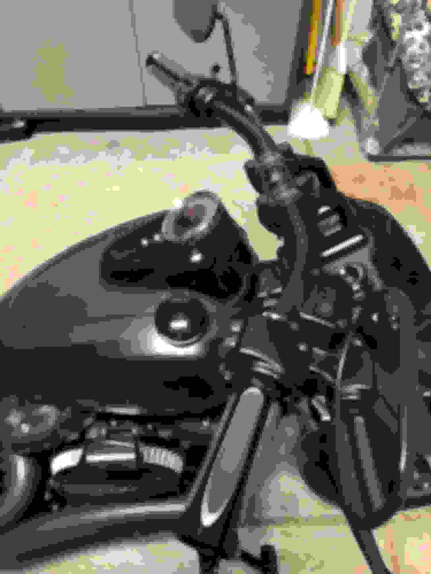 2018 fat bob throttle by wire? - Harley Davidson Forums