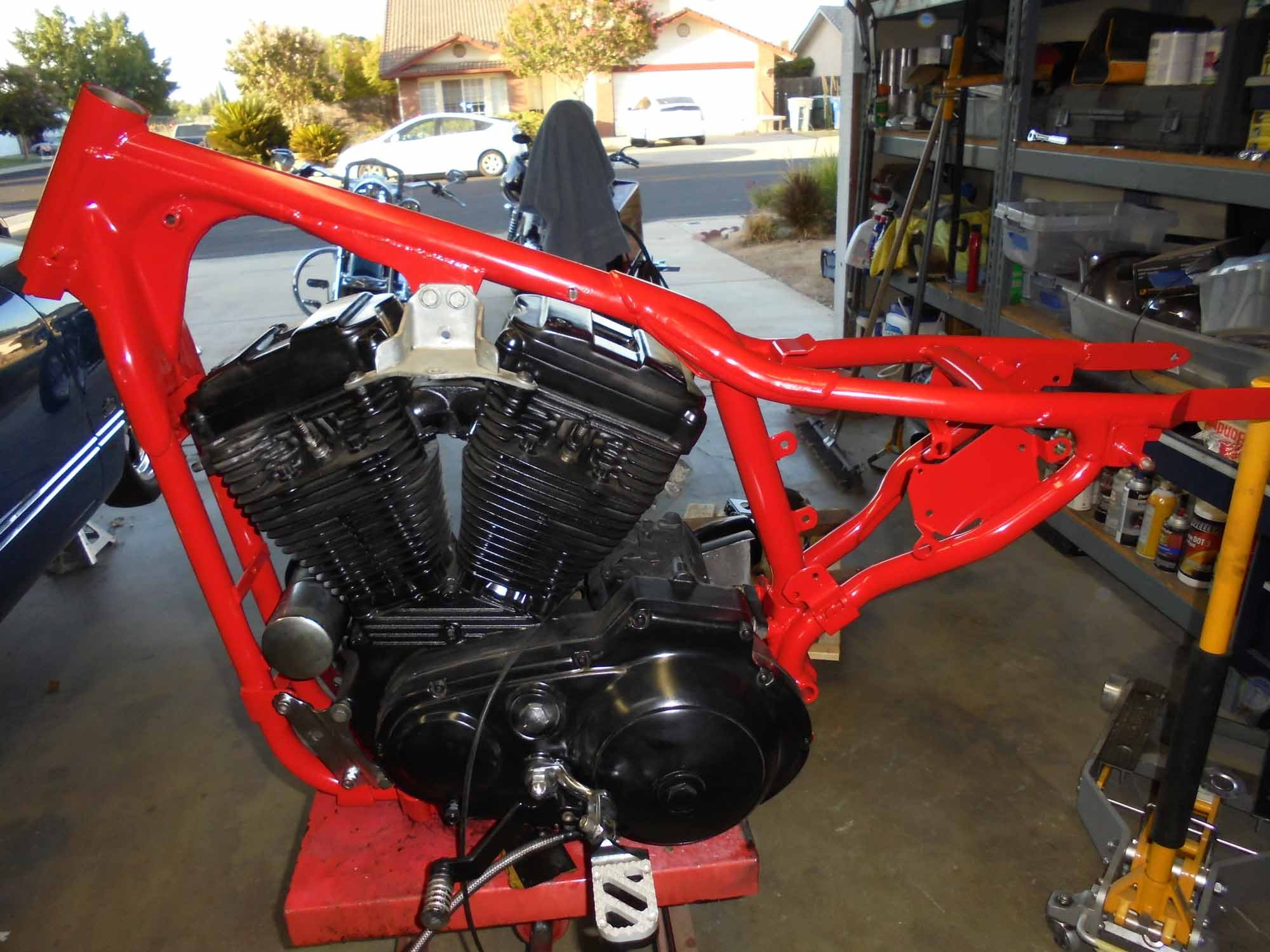 New Project 87 883 Page 3 Harley Davidson Forums
