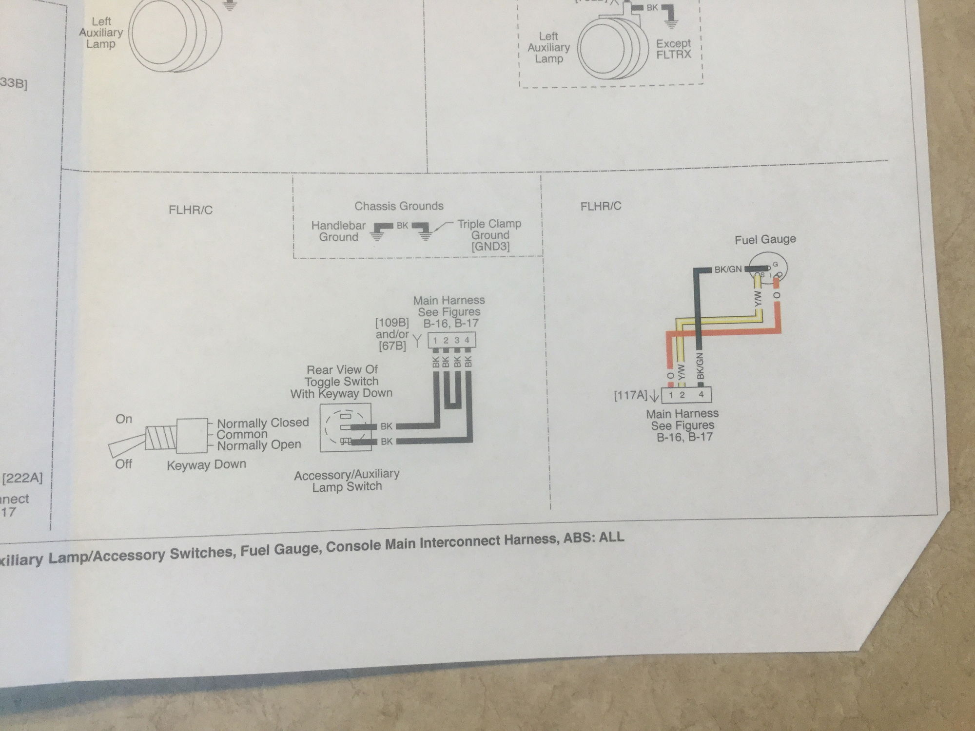 No lights except turn signals on Road King; HELP - Page 2 - Harley ...