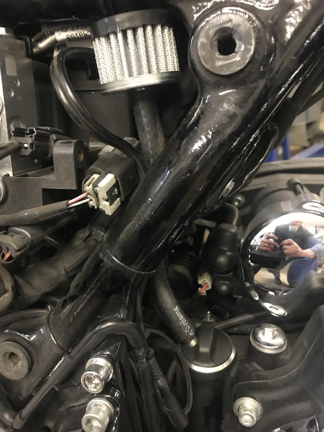 Fueling venting dipstick? - Page 2 - Harley Davidson Forums