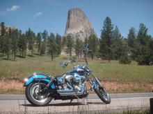 Devils Tower 2008