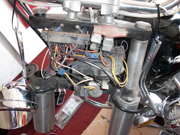 82 FLH wiring questions - Harley Davidson Forums Harley Davidson Flh Wiring Diagram on