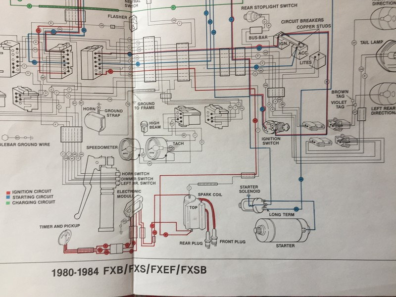 Fxs Wiring | Wiring Diagram on 1981 dodge wiring diagram, 1981 toyota wiring diagram, 1981 club car wiring diagram,