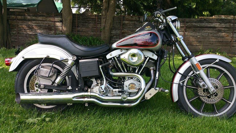 For Sale 1979 Harley Davidson FXS 80 Lowrider Shovelhead AMF