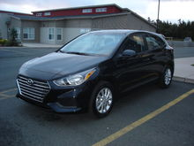 My 2018 Hyundai Accent GL H/B