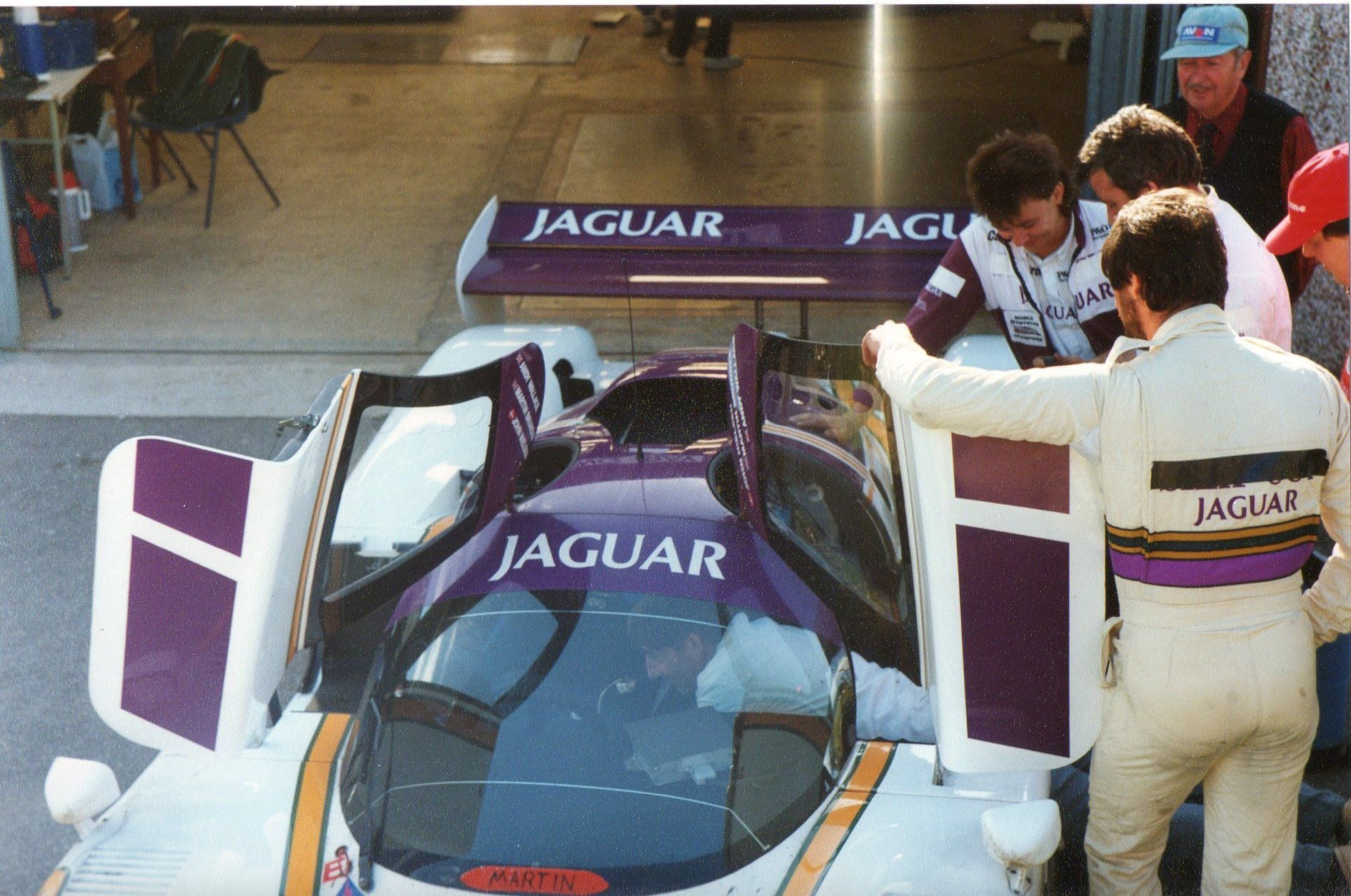 Now here's a track car....XJR-11 - Jaguar Forums - Jaguar ...