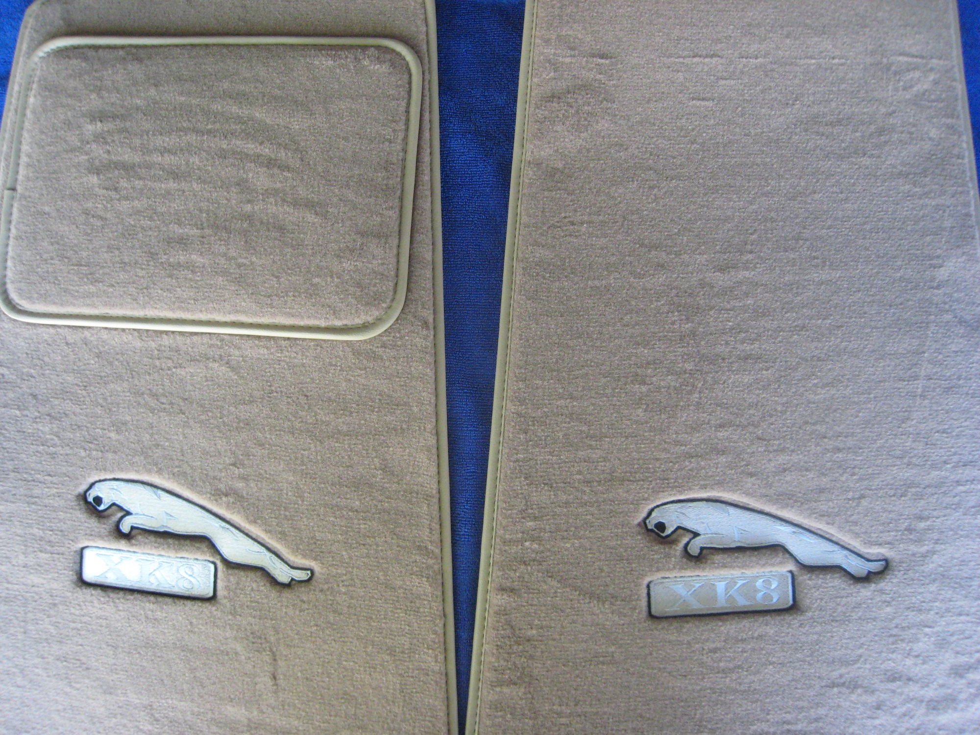 Where Can I Find Factory Oem Xk8 Floormats Jaguar