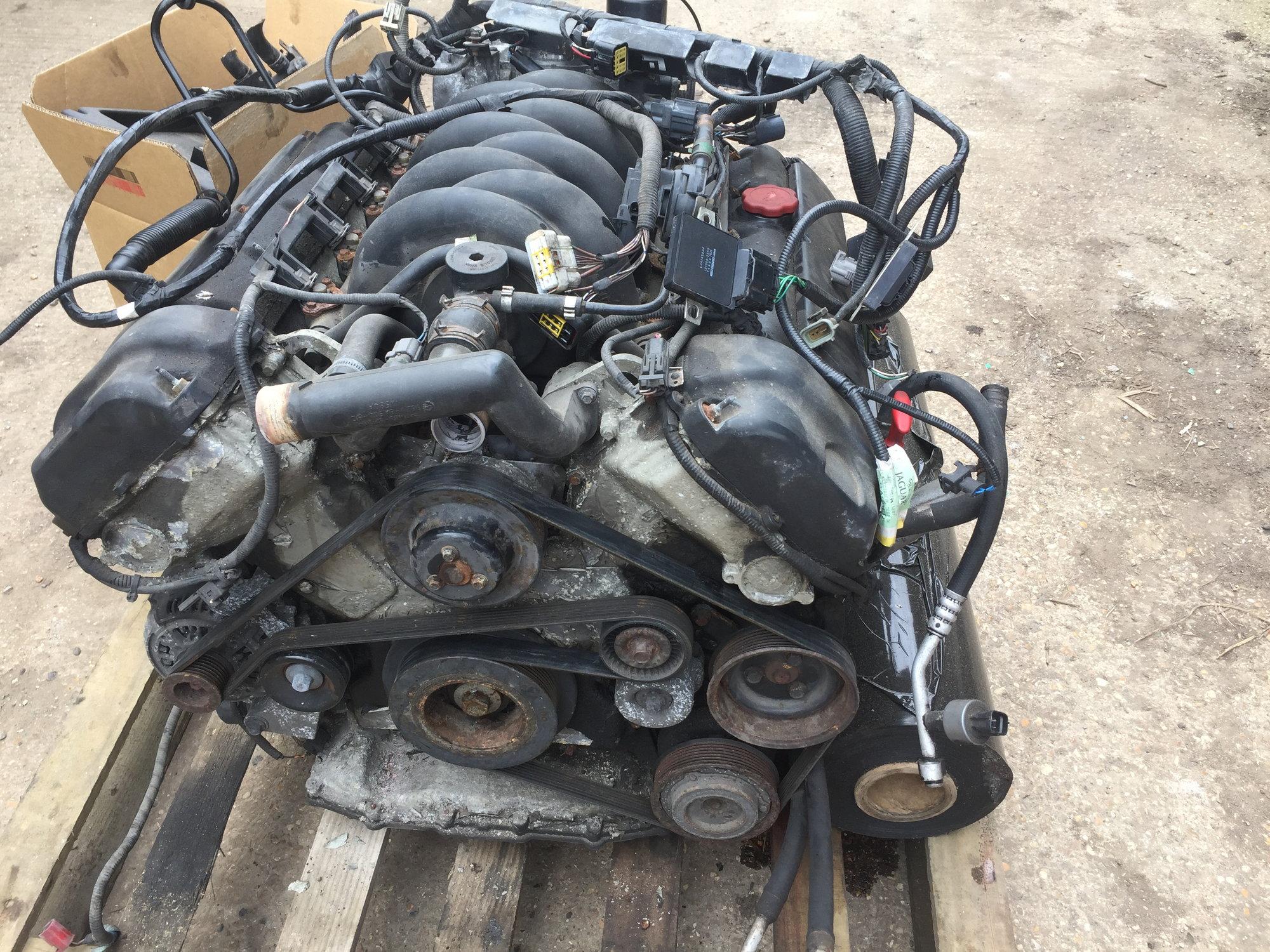 Any Tip on selling AJ26-V8 Engine? - Jaguar Forums