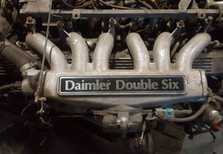 Image result for rusty daimler double six
