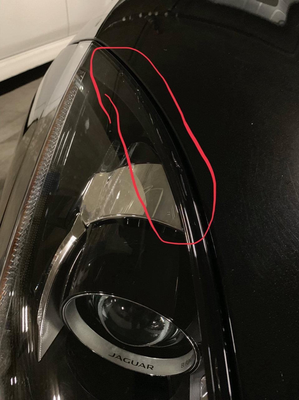 Cracks in headlights - Jaguar Forums - Jaguar Enthusiasts Forum