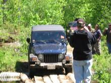 Babes first trail run