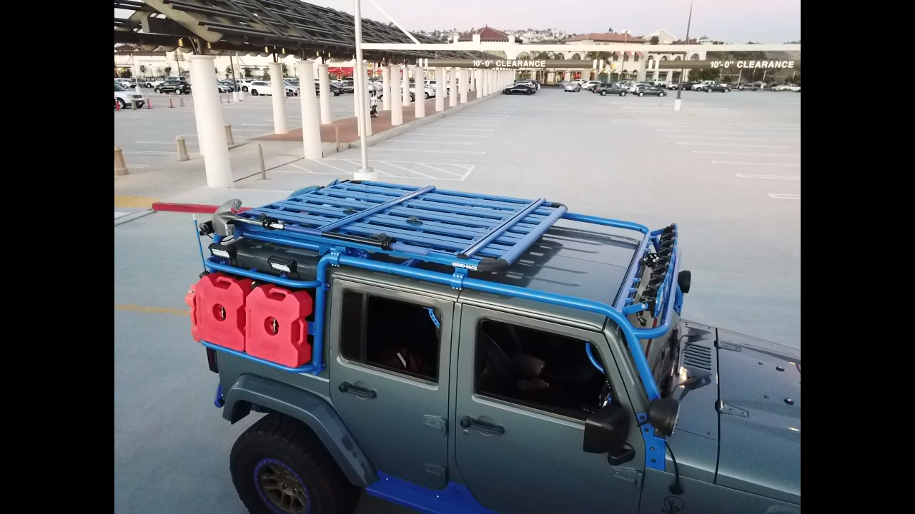 Custom Jku Rack Jk Forum Com The Top Destination For Jeep Jk And Jl Wrangler News Rumors And Discussion