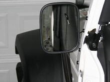 Door Off Mirror Fix