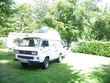 VW Westy Syncro