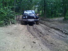 Insane Cliffs offroad park first time out with Ryan