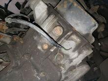 Sensor on Mazda3 Transmission
