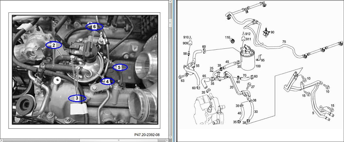 Diesel Engine Diagram Fuel Tank Condensation