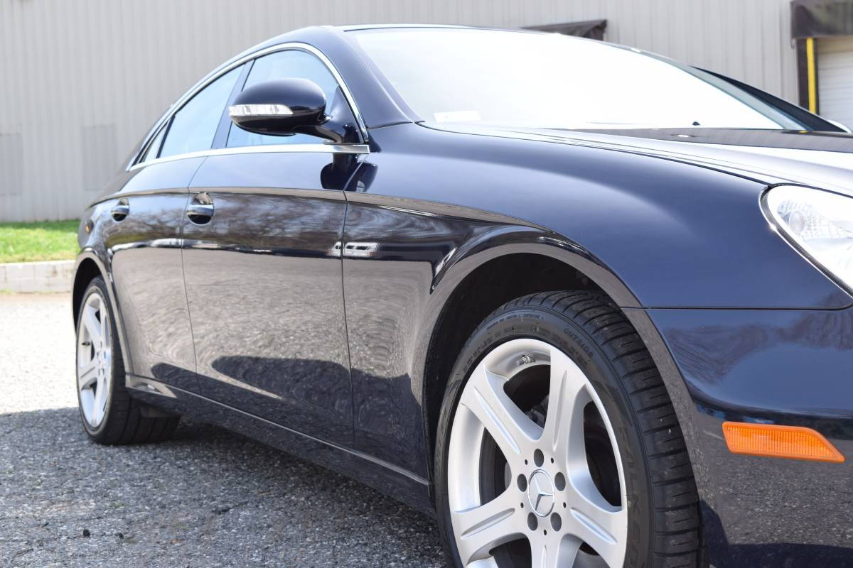 Carmax Extended Warranty >> 2007 Mercedes CLS550, 32k miles, near-mint condition ...