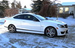 2015 C63 Edition 507 Coupe