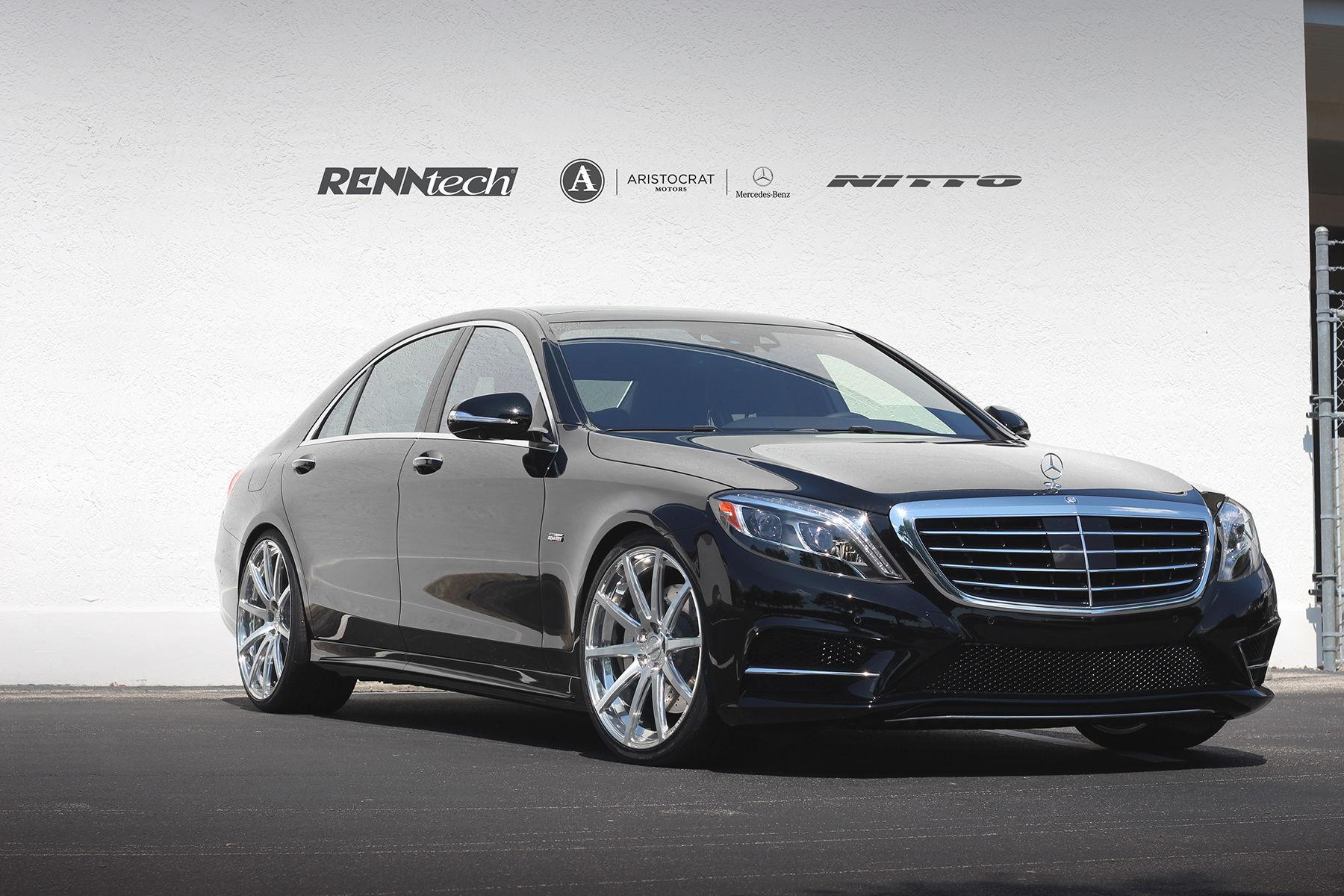 Mercedes benz s 550 renntech aristocrat mbworld for Mercedes benz 550 amg