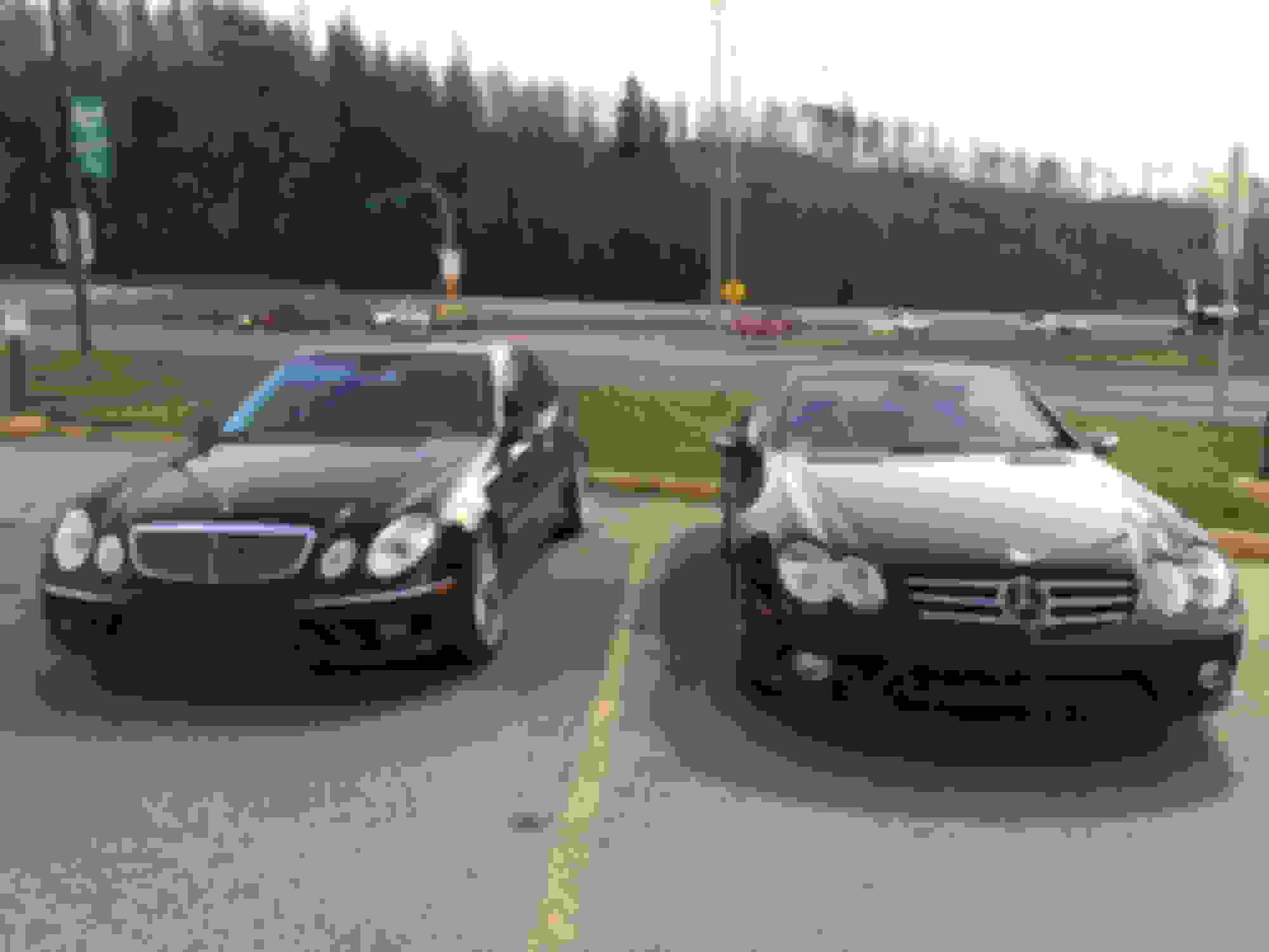2005 E55 AMG low mileage leap of faith MBWorld Forums
