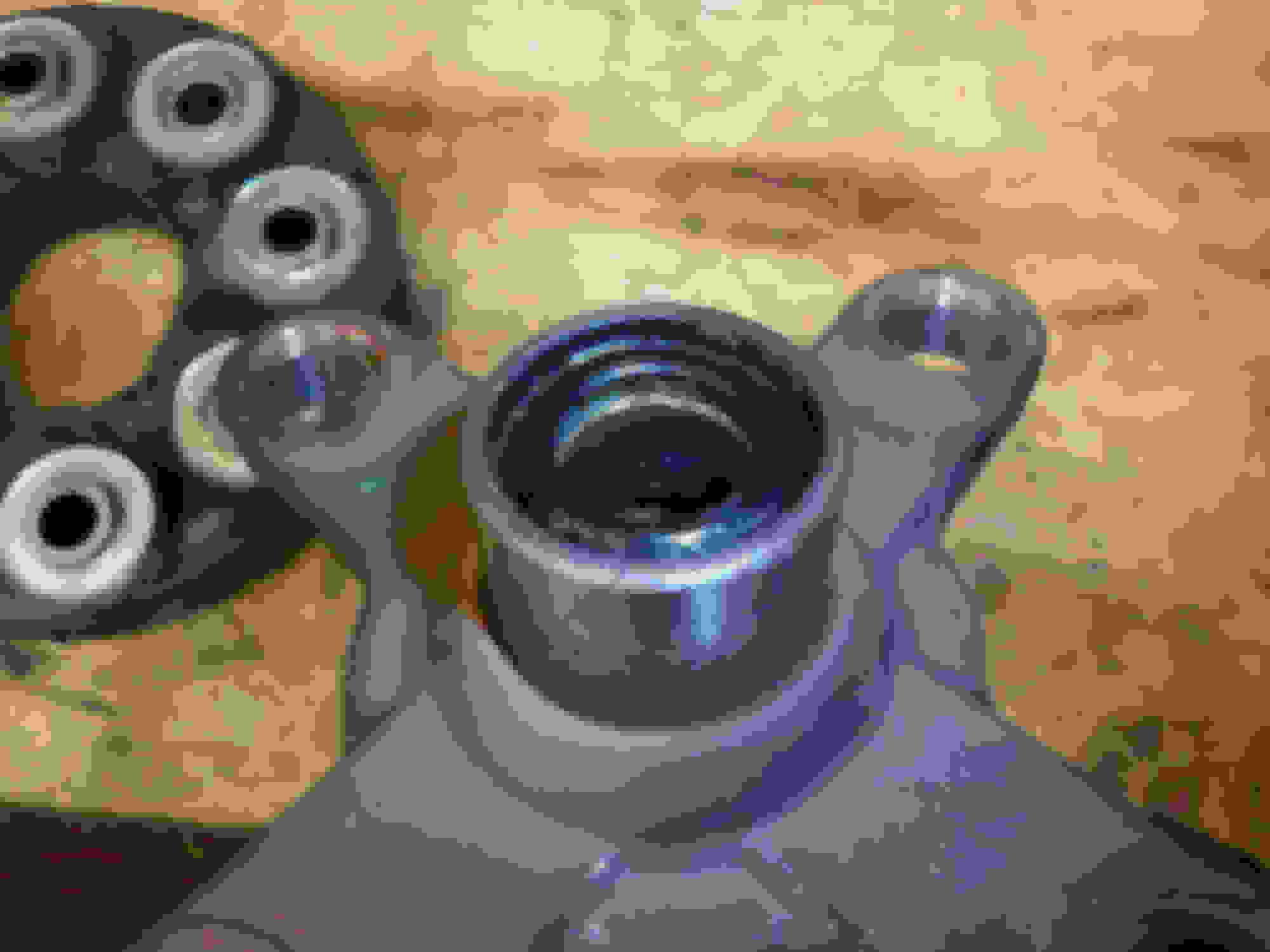 Prop shaft alighment & Vibration - MBWorld org Forums