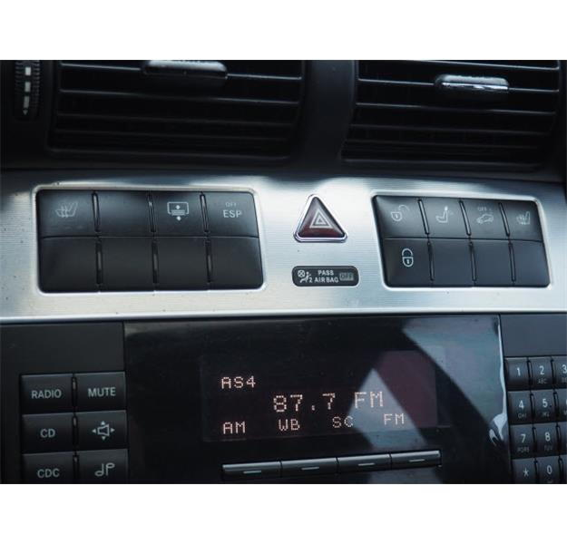 R129 gets a new stereo! - MBWorld org Forums