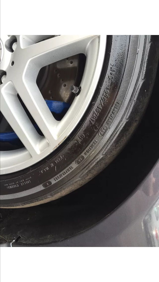 C350 17 inch AMG rims and tires for sale - MBWorld.org Forums