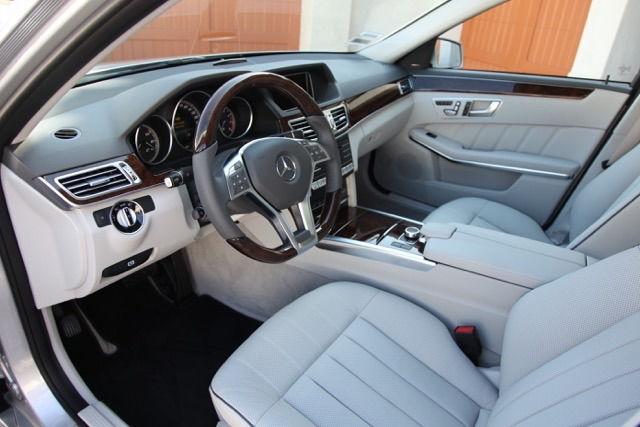 2016 Crystal Grey Nappa Interior Photos Mbworld Org Forums