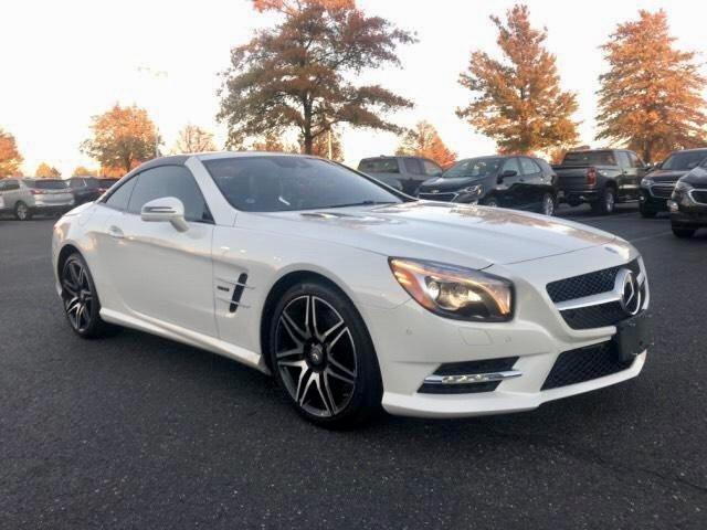 2015 Mercedes Benz Sl550 White Arrow Edition Mbworld Org Forums