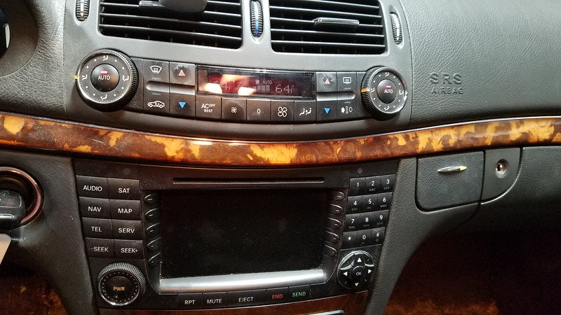 A/C blowing hot air  How do I reset climate control?? - MBWorld org