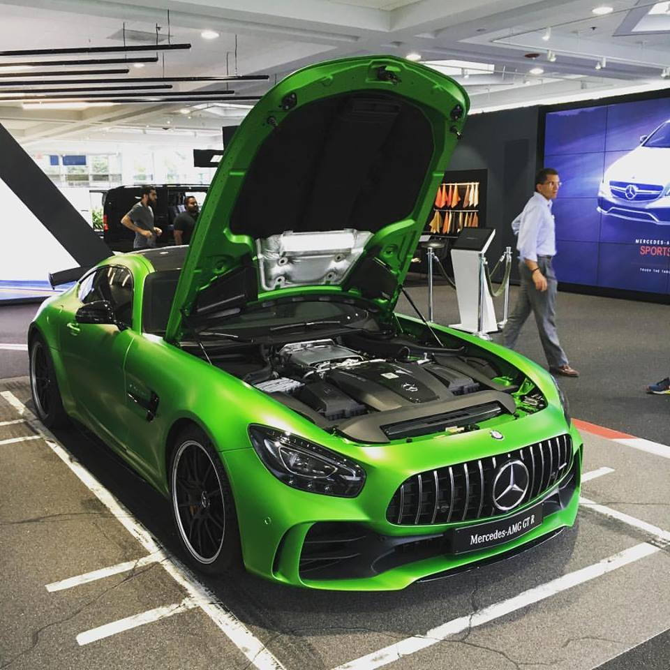 Mercedes amg gt r forums for Euro motors bethesda maryland
