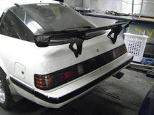 My RX7 restored [Improved ]