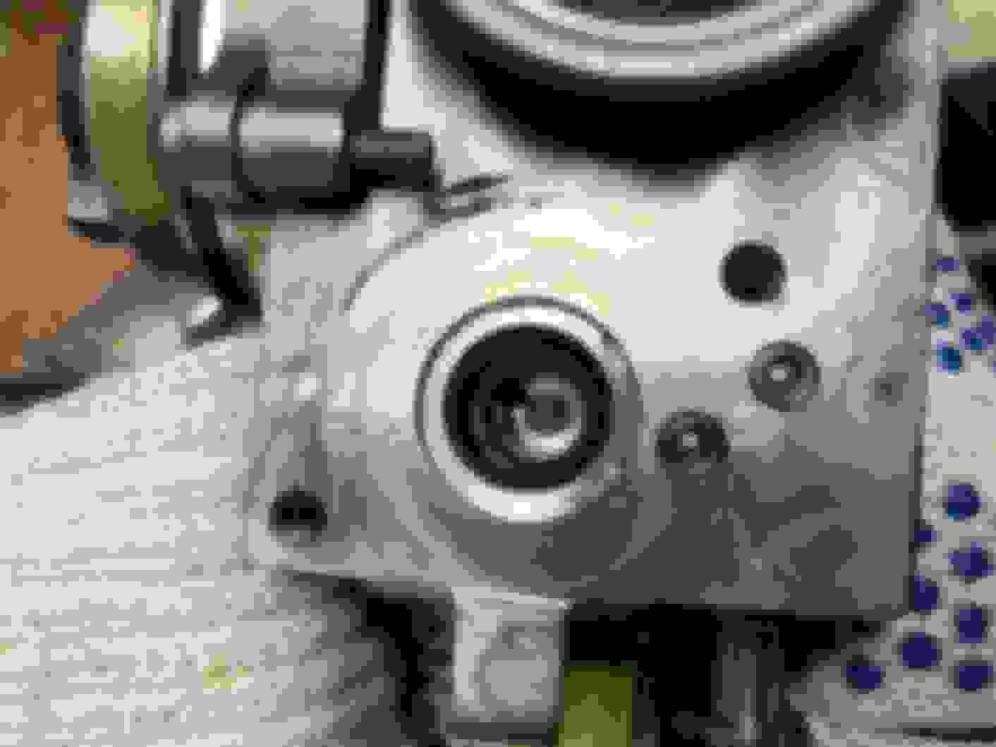 N14/N18 High Pressure Fuel Pump teardown and refresh - North