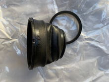 there is very good reason this dust boot comes with a new piston seal